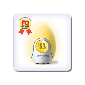 Photo of Grobag Egg Room Thermometer Home Miscellaneou