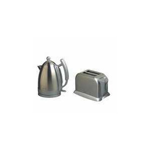 Photo of BELLINI BECP40 POLISHED S/STEEL KETTLE & TOASTER PACK Kitchen Appliance