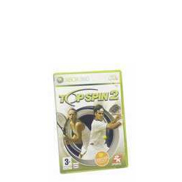 Top Spin 2 (Xbox 360) Reviews