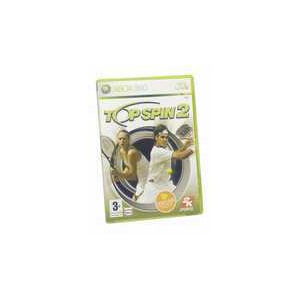 Photo of Top Spin 2 (XBOX 360) Video Game