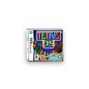 Photo of Nintendo Ds Tetris Video Game