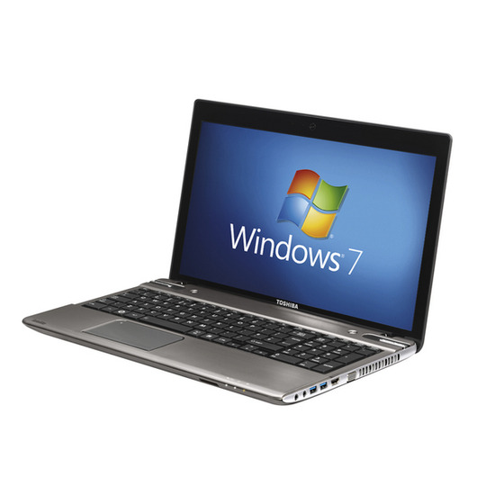 Toshiba Satellite P850-12X