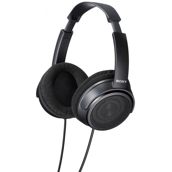SONY MDR-MA100B.AE Headphones - Black