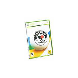 Photo of Rockstar Games Presents: Table Tennis (XBOX 360) Video Game