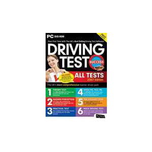 Photo of Driving Test Success All TESTs (2006/07 Edition) (PC DVD) Software
