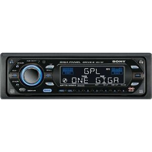 Photo of Sony MEX-1 GP Car Stereo