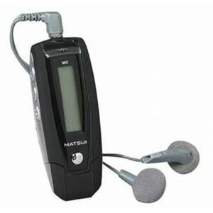 Photo of Matsui MAT120MR 2GB MP3 Player