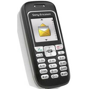 Photo of Sony Ericsson J220 Mobile Phone