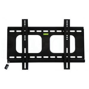 Photo of Black Universal Slim Tilting Wall Mount 23 -37  Plasma / LCD TV TV Stands and Mount