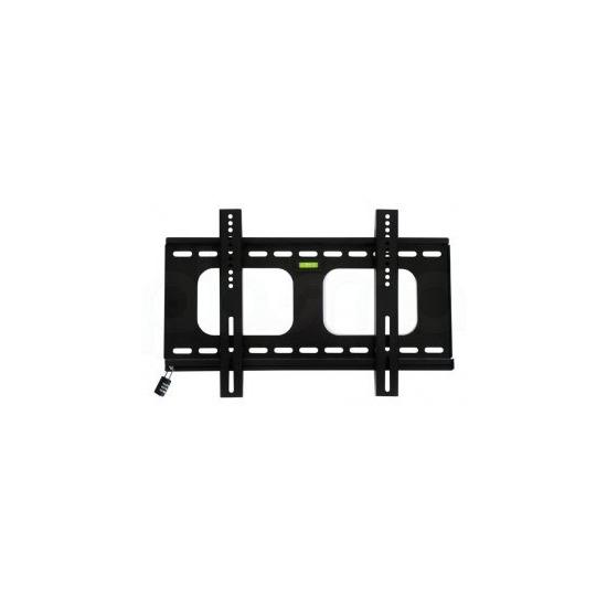 Black Universal Slim Tilting Wall Mount 23 -37  Plasma / LCD TV