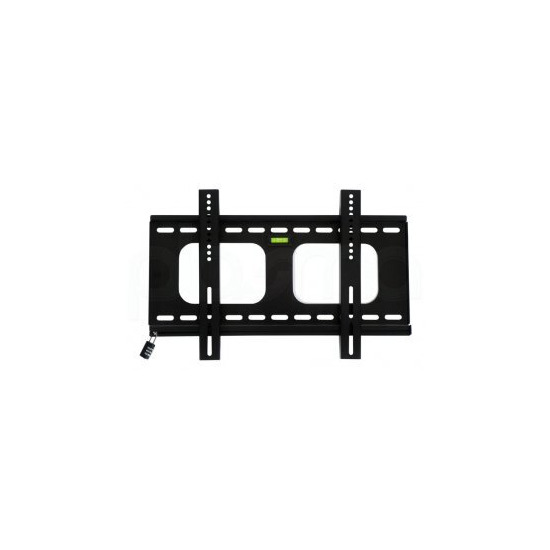 Black Universal Slim Tilting Wall Mount 23 -37  Plasma / LCD TV