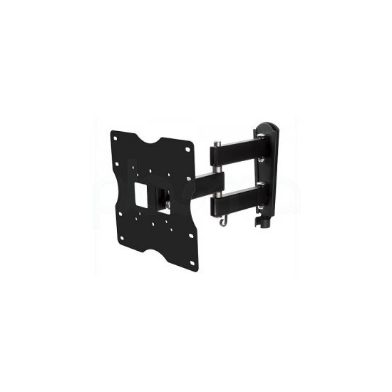 RAW International Black LCD Cantilever Wall Mount