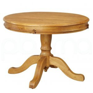 Photo of Regency Solid Pine Circular Dining Table Furniture