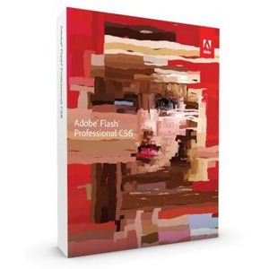 Photo of Adobe Flash Professional CS6 (PC) Software