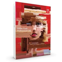 Adobe Flash CS6 Pro Upgrade (PC)