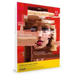 Adobe Flash Pro CS6 Student and Teacher Edition (PC)