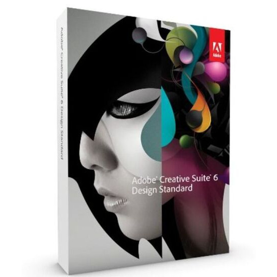 Adobe Creative Suite 6 Design Standard PC