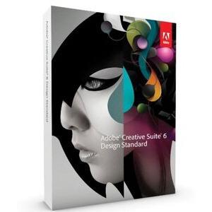 Photo of Adobe Creative Suite 6 Design Standard MAC Software