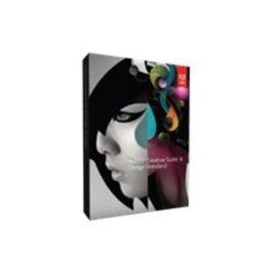 Photo of Adobe Creative Suite 6 Design Standard Upgrade MAC Software