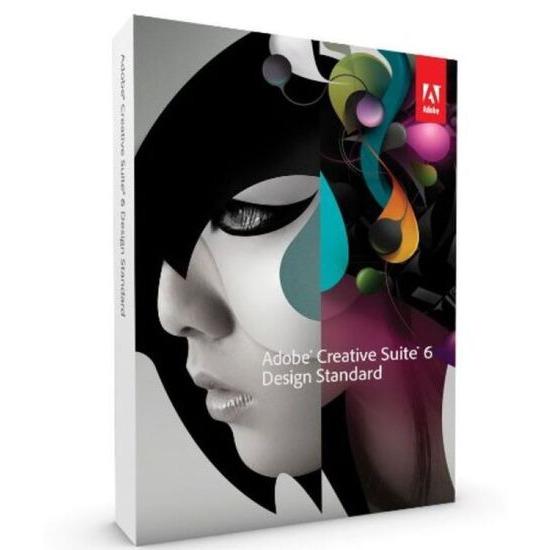 Adobe Creative Suite 6 Upgrade from CS5
