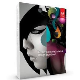 Adobe Creative Suite 6 Design Standard Upgrade (from CS5) Macintosh