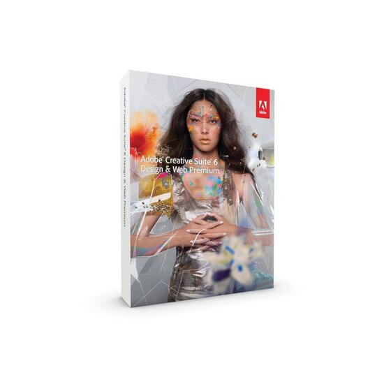 Adobe CS6 Design and Web Premium Upgrade (Mac)