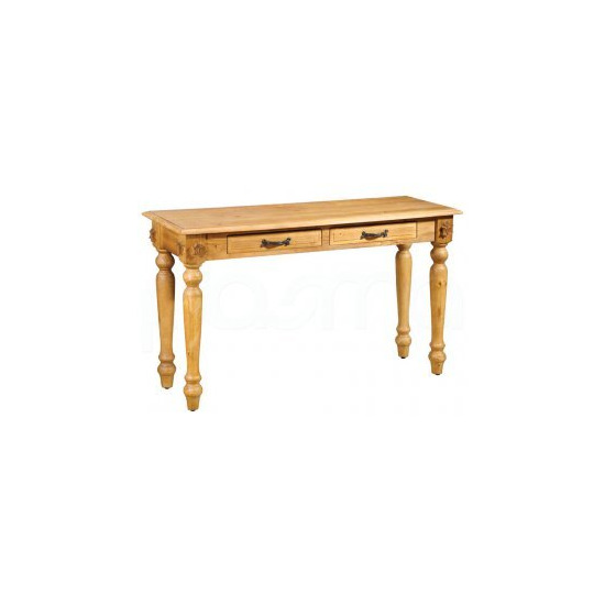 Regency Solid Pine Console Table