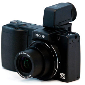 Photo of Ricoh  GX200 Digital Camera