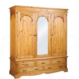 Regency Triple Wardrobe Reviews