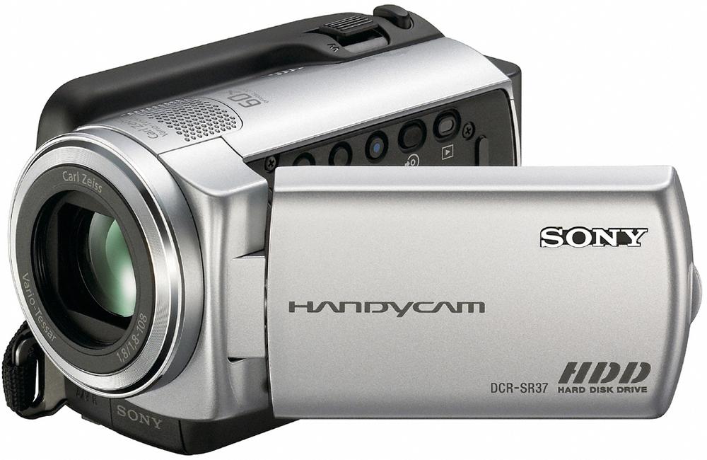 Sony handycam dcr-sr37e manual.