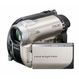 Photo of Sony DCR-DVD150 Camcorder