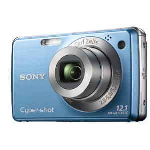 Photo of Sony Cyber-Shot DSC-W220 Digital Camera
