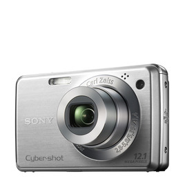 Sony Cyber-shot DSC-W210 Reviews