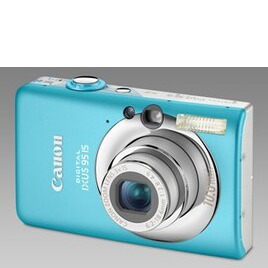 Canon Ixus 95 IS Reviews