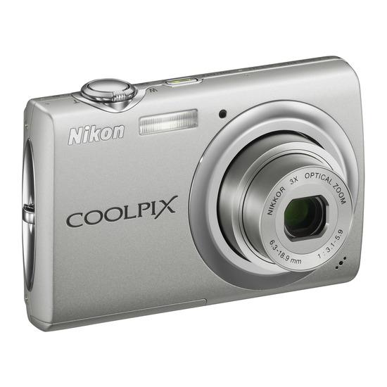 Nikon Coolpix S225
