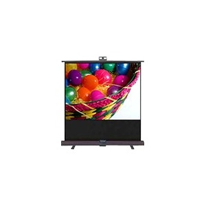 Photo of Optoma Panoview Pull Up DP-3084MWL - Projection Screen - 84 In - 4:3 - Matte White Projection Accessory