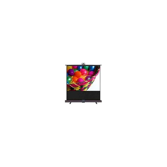 Optoma Panoview Pull Up DP-3084MWL - Projection screen - 84 in - 4:3 - Matte White
