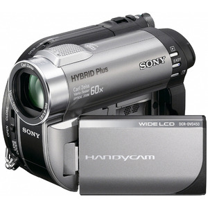Photo of Sony DCR-DVD450E Camcorder