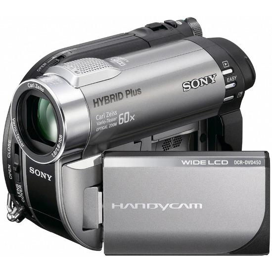 Sony DCR-DVD450E