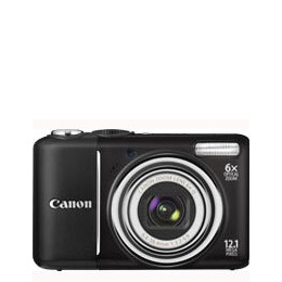 Canon PowerShot A2100 IS Reviews