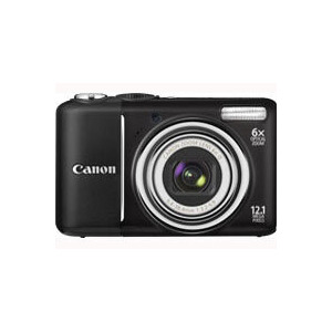 Photo of Canon PowerShot A2100 IS Digital Camera