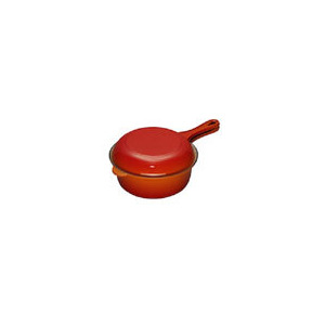 Photo of Le Creuset 3 In 1 'Marmitout' Multipan - 22CM - Volcanic Cookware
