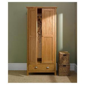 Photo of Oakland 2 Door 1 Drawer Wardrobe Furniture