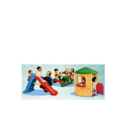 Little Tikes Cosy Cottage, Picnic Table & Slide Reviews