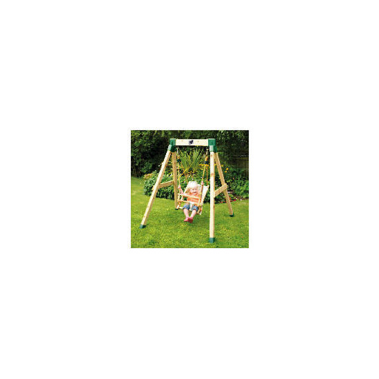 Tp Acorn Growable Wooden Swing