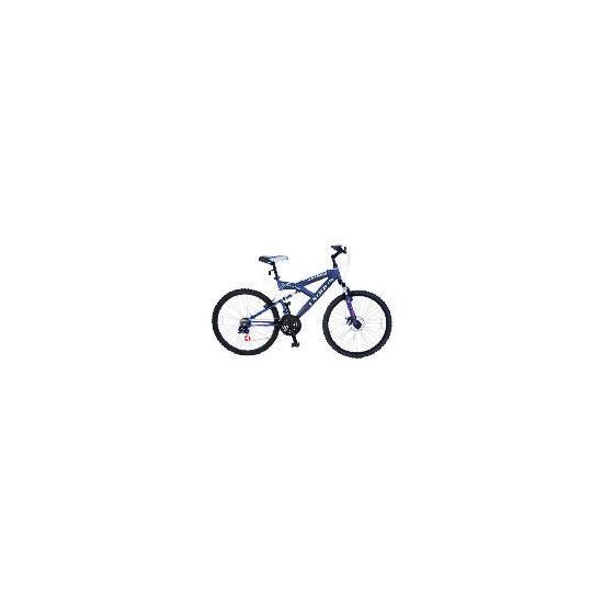 Exodus Kinsei Full Suspension Bike