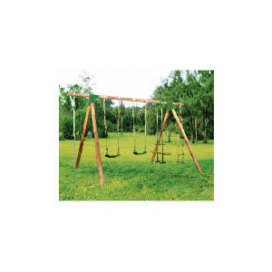 Photo of Selwood Timo Wooden Swing Set Toy