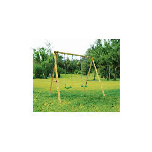 Photo of Selwood Jana Wooden Swing Set Toy