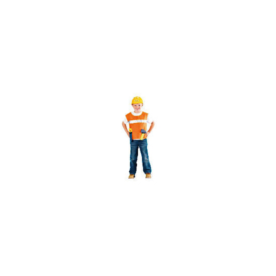 Tesco Kids Workman Dress Up Kit