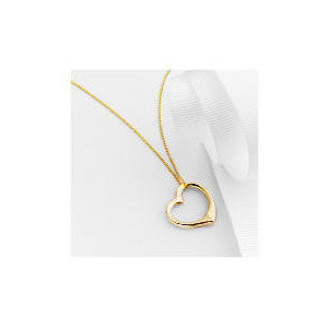 Photo of 9CT Gold Heart Pendant Jewellery Woman